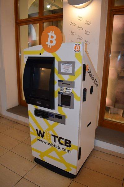 bitcoin atm praga)