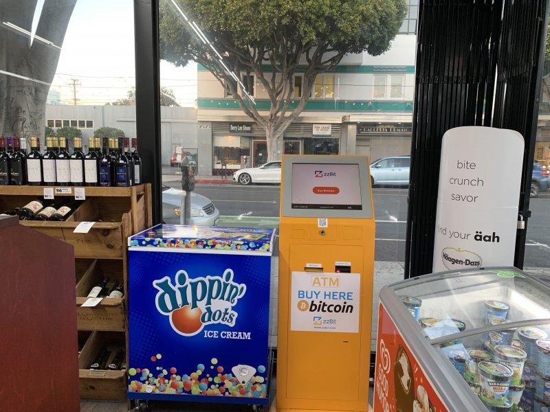Bitcoin ATM in Santa Monica - Surf Liquor and Wine