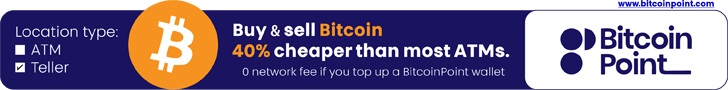 Cashin bitcoin Teller locations