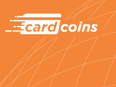 Cardcoins cryptocurrency/cash exchange service provider