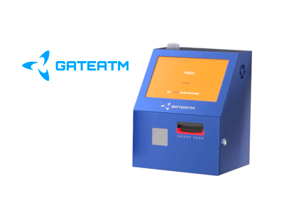 Gate ATM cryptocurrency ATM machine producer