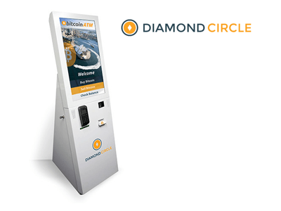 Diamond Circle bitcoin ATM machine producer