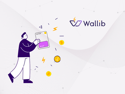 Wallib cryptocurrency/cash exchange service provider