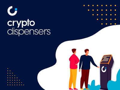 Cryptodispensers cryptocurrency/cash exchange service provider