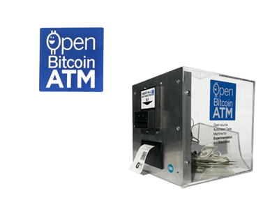 Open Bitcoin ATM bitcoin ATM machine producer