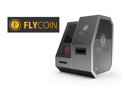 Flycoin bitcoin ATM machine producer
