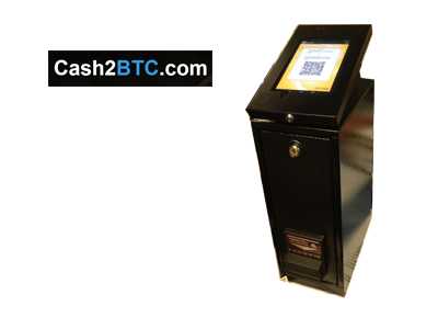 Bitcoin D.A.V.E. cryptocurrency ATM machine producer