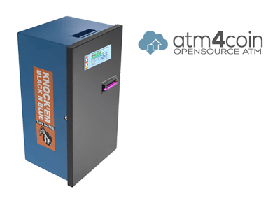 ATM4Coin bitcoin ATM machine producer