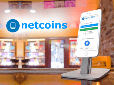 Netcoins cryptocurrency/cash exchange service provider