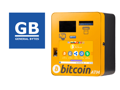 General Bytes bitcoin ATM machine producer