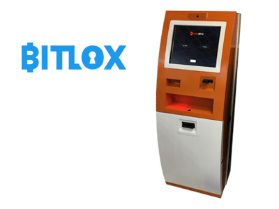 Bitlox bitcoin ATM machine producer