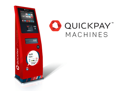 Quickpay USA, Inc. cryptocurrency/cash exchange service provider