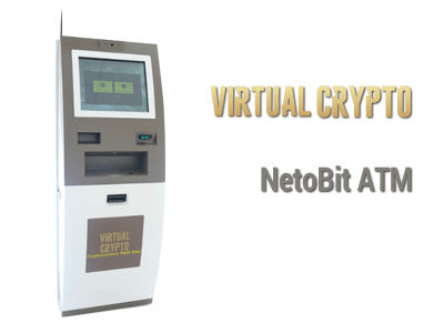 NetoBit ATM cryptocurrency ATM machine producer