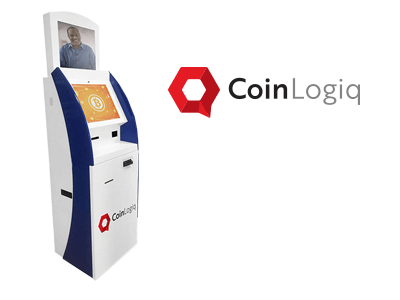CoinLogiq cryptocurrency ATM machine producer